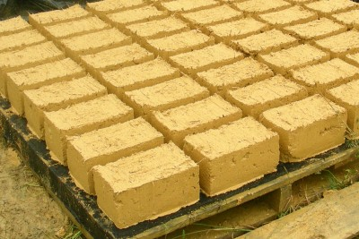 Adobe Brick Manufacture &  Earthbuilding Construction