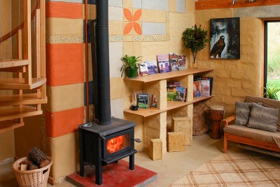 Feature Walls &  Natural Plasters